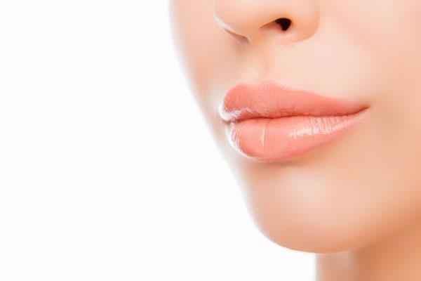 volle Lippen ohne OP